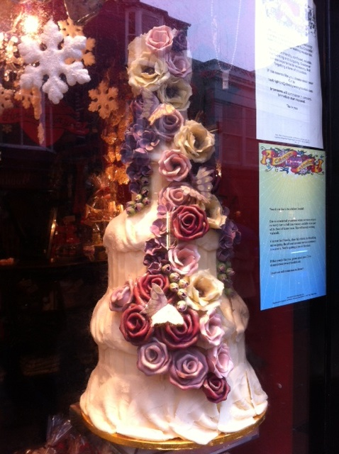 Choccywoccy Wedding Cake
