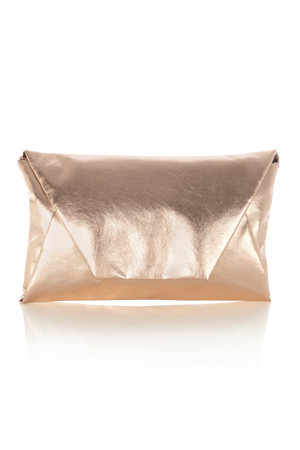 Coast Gold Clutch Bag