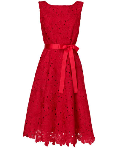 Coast Red Guest dress