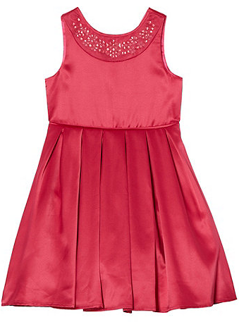 Debenhams Hot Pink Dress