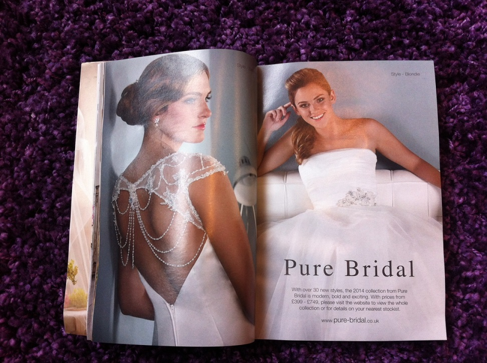 Pure Bridal Wedding Dress