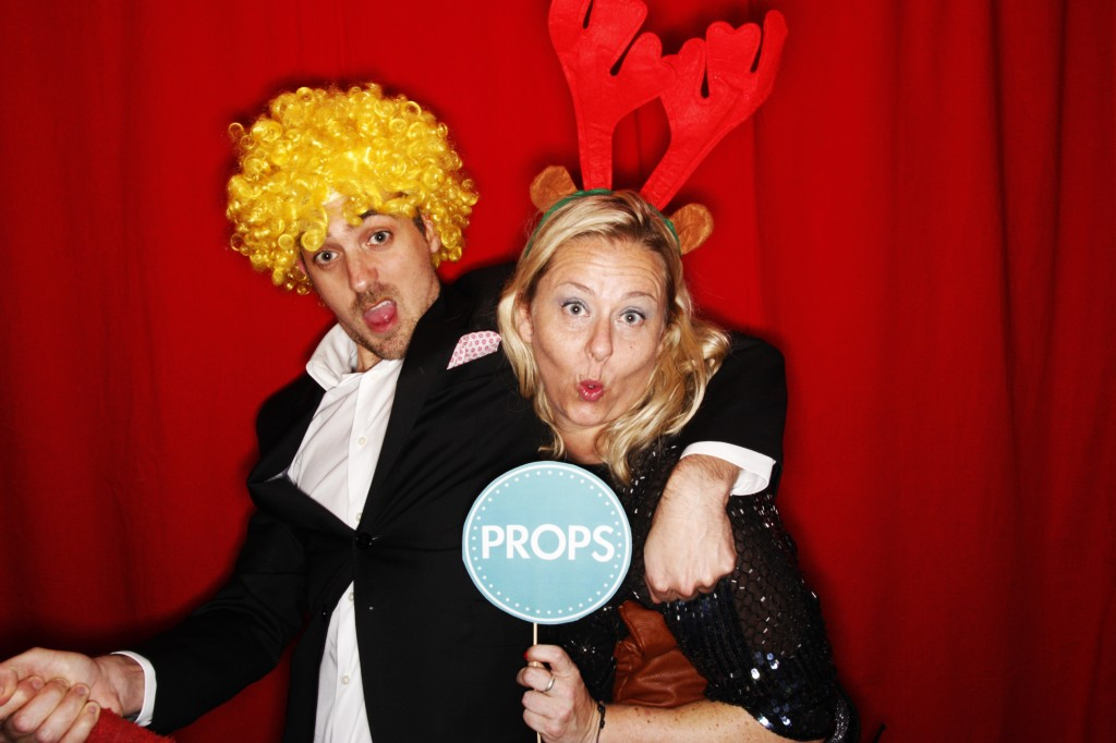 Ultimate Photo Wedding Pop up Photo Booth