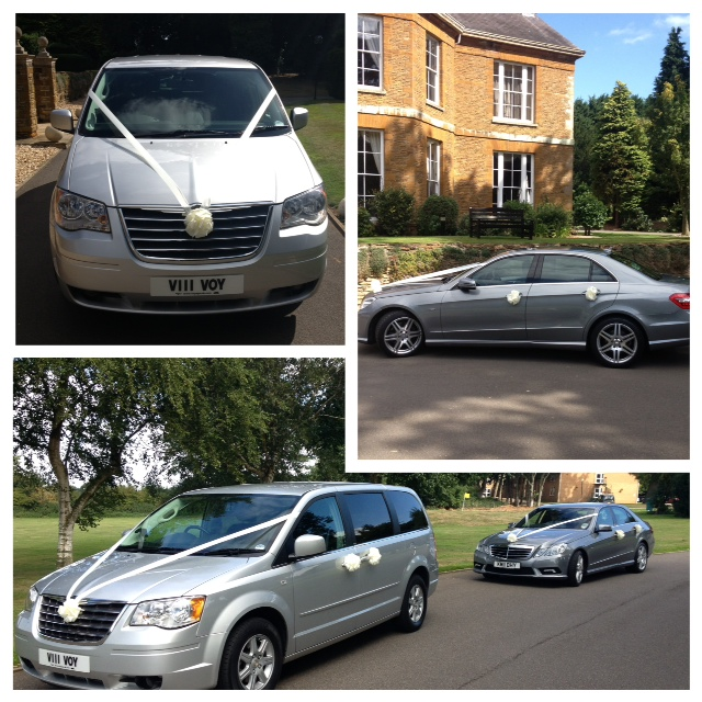 Voyager Wedding Chauffeurs