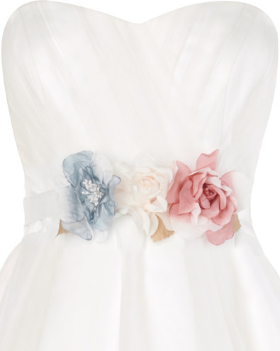 Wedding Voucher Code with Phase 8: Floral Belt