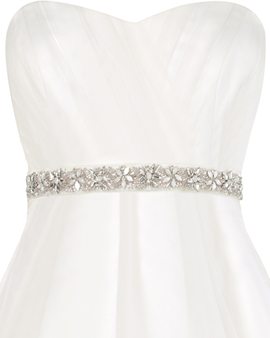 Wedding Voucher Code with Phase 8: Wedding Dress Beaded Belt