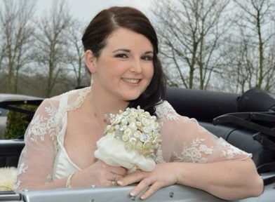 Northamptonshire Wedding Make-up Artist - Samantha Kibbler