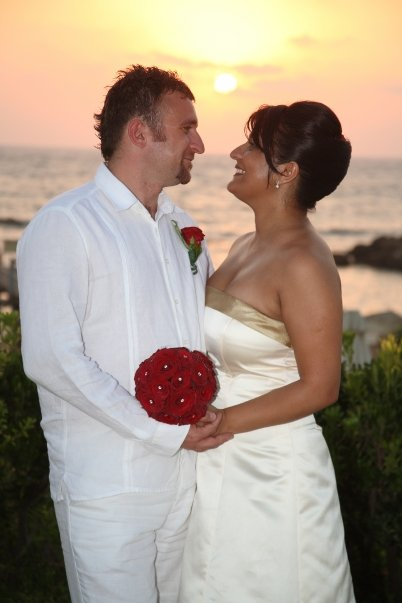 Real Life Cyprus Wedding on a Budget