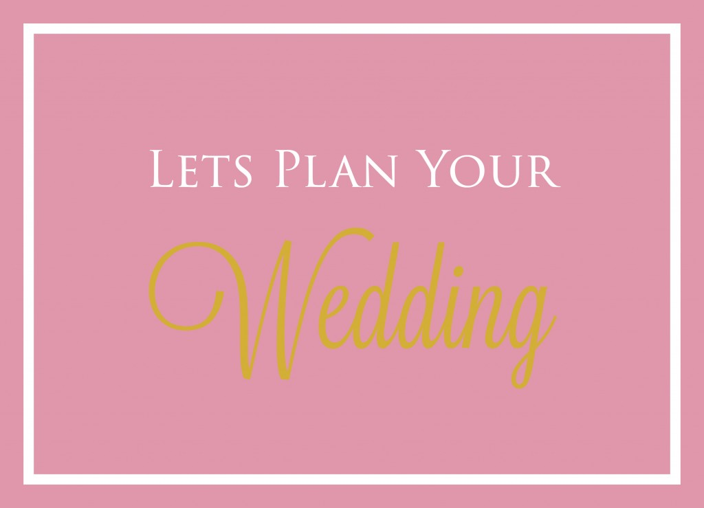 The Budget Bride Company | Wedding Planning Services