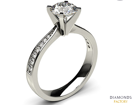 Diamonds Factory - Up to 80% off Diamond Engagement Rings