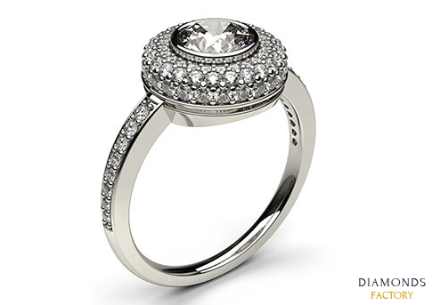 Diamonds Factory low price diamond engagement rings