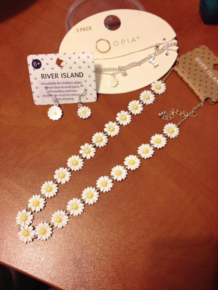 Bridesmaids Jewellery from River Island