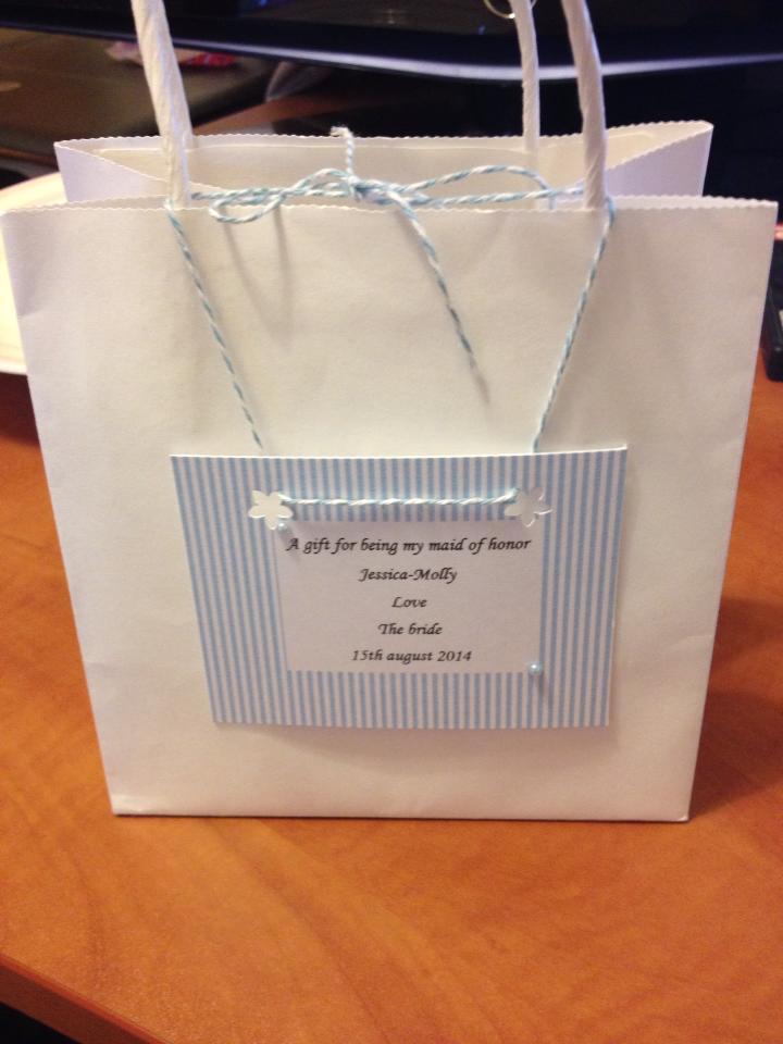 The Thank you Gift Bag