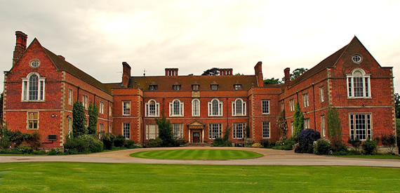 Gemma and Stephen are getting married at Dorton house in Aylesbury