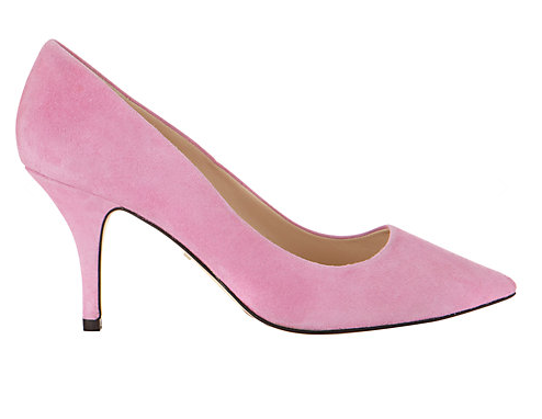 Whistles Pink Court Shoes John Lewis Sale