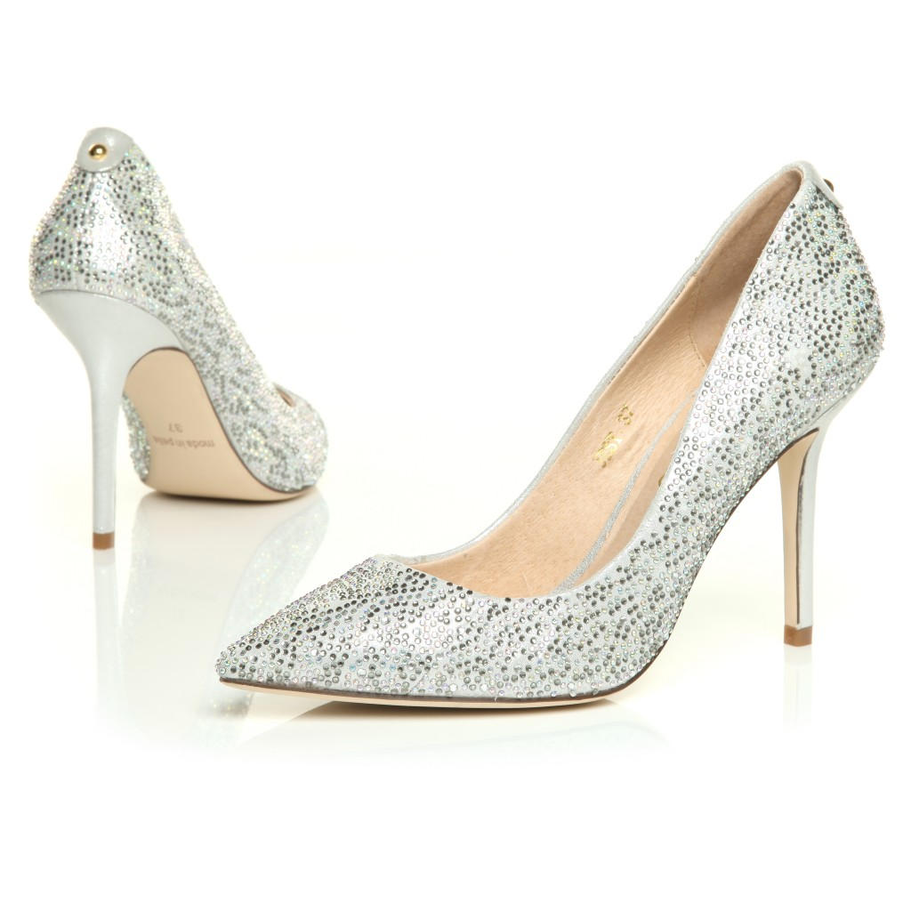 Moda In Pelle Summer Wedding Shoes On