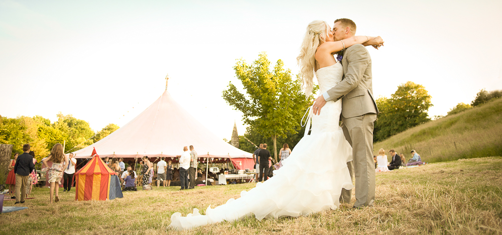 Festival Style Wedding on a Budget