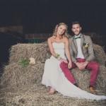 A Western Barn Wedding Styled Shoot