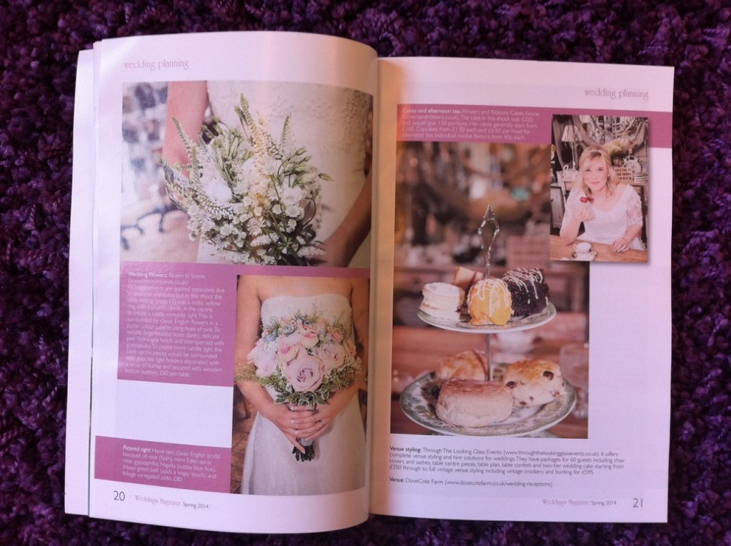 Budget Bride Company Feature in Image Magazine