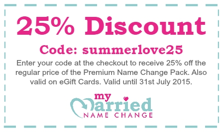 25 off coupon summerlove July 2015